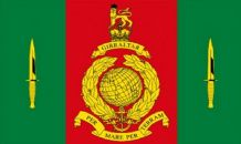 COMMANDO TRAINING CENTRE - 5 X 3 FLAG